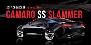 2016 camaro ss concept camaro is center stage at 2016 sema chevrolet of naperville