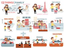 travel clipart family activity pencil and in color travel