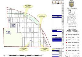 Map Of Minneapolis Minneapolis Police Precinct 4 Sector 3 Update Last Week U0027s