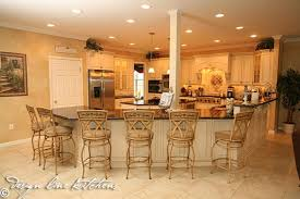 French Kitchen Islands Kitchen With An Island Designing Small Kitchens With Elegant