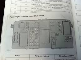 2007 ford focus fuse box layout ford focus fuses singletrack forum