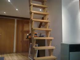 leiter f r treppe treppe tischlern lesergalerie holzwerken