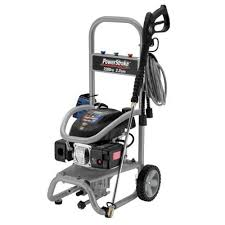 powerstroke 2200 psi 2 gpm gas pressure washer ps80517 the home