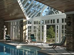 a pool house for all seasons town u0026 country conservatories