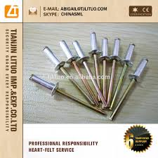 Blind Cutting Service Aluminum Pop Blind Rivets Sizes In Hardware Buy Aluminum Pop