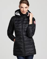 canada goose lightweight camp hooded jacket contemporary