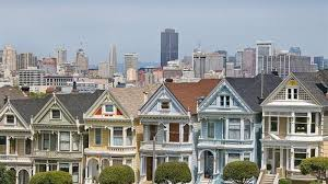 Famous Houses In Movies One Of San Francisco U0027s Most Famous Painted Ladies Lands On The