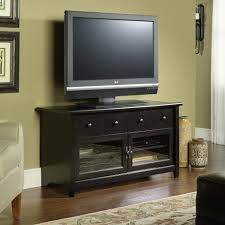 Sauder Tv Stands And Cabinets Edge Water Panel Tv Stand 409047 Sauder