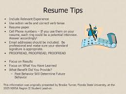 Use Action Verbs Resume by March To Employment Success Topic Resumes The Resume And The