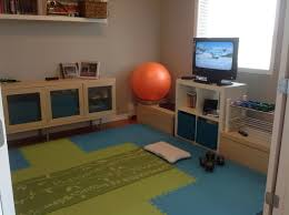 Home Gym Decorating Ideas Photos Home Gym For A Small Apartment Health And Fitness Pinterest