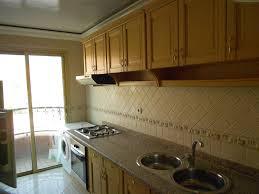 equipement cuisine maroc rental appartment 2 rooms route de casablanca marrakech estate