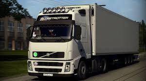 volvo trucks europe volvo fh12 460 truck euro truck simulator 2 mods