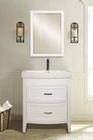 28 Inch Bathroom Vanity by Empire Industries A2802w 28 Inch Freestanding Vanity With 2
