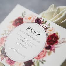wedding invitations make your own burgundy wedding invitations mcmhandbags org