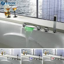 Shower Hose For Bathtub Faucet Popular Led Bathtub Faucet Buy Cheap Led Bathtub Faucet Lots From