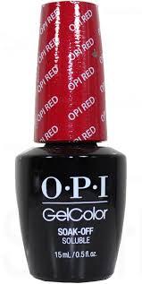 opi hair color opi gel colour gel polish shellac nails mani pedi beauty