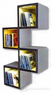 3 d shelves enliven any room woodworking pinterest shelves
