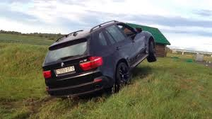 bmw jeep bmw x5 diagonal test drive 4x4 off road youtube
