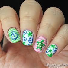 magically polished nail art blog summertime nails