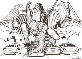 spiderman coloring pages 2 spiderman coloring pages kids