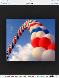 55 best patriotic images on pinterest balloon arch balloon