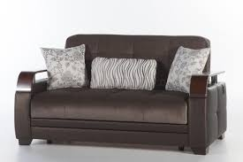 prestige brown sofa bed by sunset w options