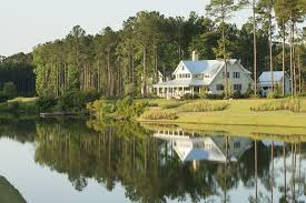 South Carolina Home Decor Exquisite South Carolina Residence Evoking A Classic Coastal Style