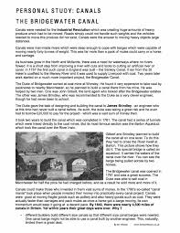 british canals in the industrial revolution facts u0026 information