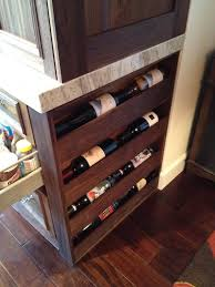 Kitchen Wine Cabinets 100 Kitchen Cabinet Wine Racks Top 25 Best Wine Rack