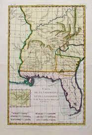 Maps Of Louisiana Prints Old U0026 Rare Louisiana Page