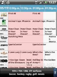 tv guide for android usa tv guide free app android freeware