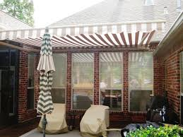 Deck Canopy Awning La Custom Awnings Custom Awnings Draperies And More For