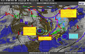 frontal boundary map sea breezes in the southeast region part ii types of sea