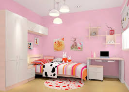 bedroom for girl with pink bed cover and pillows and pink wall walls ideas on pinterest pink bedroom