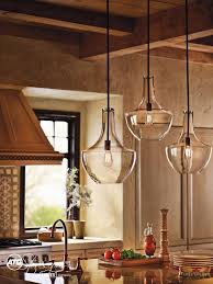 kitchen island pendant lighting ideas kichler lighting 42046 everly large pendant glass pendants