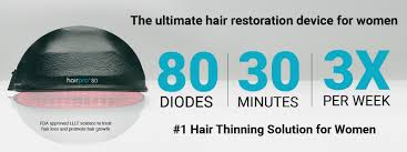hairpro laser cap clinically u0026 fda proven technology for hair