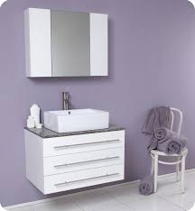 Bathroom Consoles And Vanities by 32 U201d Fresca Modello Fvn6183wh White Modern Bathroom Vanity W