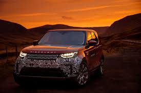 80s land rover the 2017 land rover discovery off road in perthshire daily record
