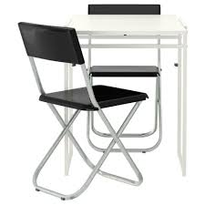 drop leaf table and folding chairs ikea muddus jeff table and 2 chairs ikea homes pinterest dorm