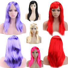 Purple Wig Halloween Costume Cheap Red Purple Wig Aliexpress Alibaba Group
