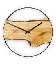 wall clocks wooden wall clock timeless apple tree wood huamet collection