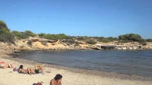s u0027estanyol beach santa eulalia ibiza maps