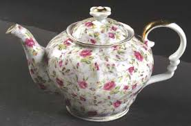 lefton china teapot roses lefton chintz at replacements ltd page 2