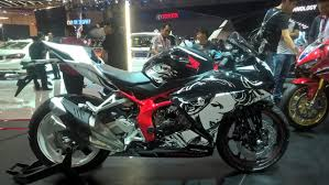cbr upcoming bike honda cbr250rr special edition giias 2017 live