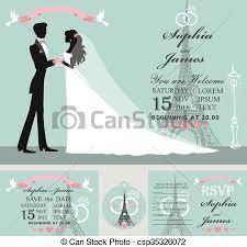 eiffel tower wedding invitations wedding invitation set groom eiffel tower wedding