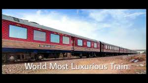 maharaja express train world famous train maharajas u0027 express with rare visitor kalyan