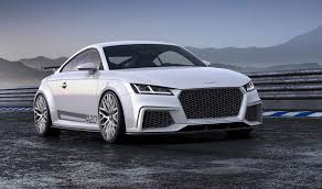 audi tt 2014 tt sport quattro 309kw 2 0 litre turbo concept aims to dethrone