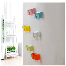 wall mounted shoe cabinet 1pc blue wall mounted sticky hanging shoe holder hook shelf rack