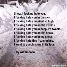 Hate Snow Meme - as someone in boston right now imgur
