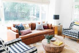 Colored Leather Sofas Camel Colored Leather Sofas Oleander Palm